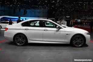 bmw 5 series 550i xdrive at 450 hp specification