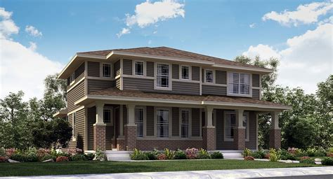 stapleton the generations collection new home community
