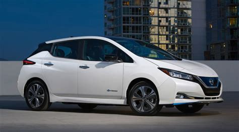 nissan electric 2019 new 2019 nissan leaf e gets some serious bump in power