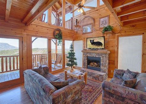 Black Cabin Rentals In Pigeon Forge Tn by Black Overlook Pigeon Forge Cabin Rental