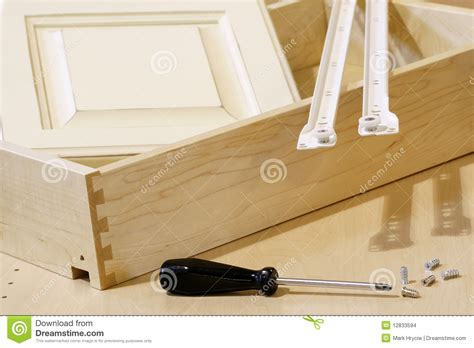 Cabinet Building Supplies by Kitchen Cabinet Building Materials Stock Photo Image