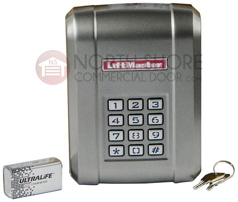 liftmaster garage door keypad liftmaster kpw250 garage door opener keypad