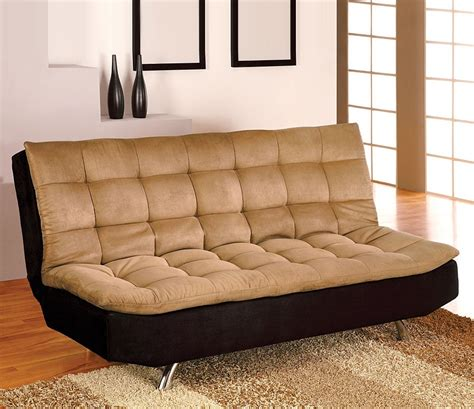 Futon Sof by 2018 Comfortable Futon Sofa Bed Ideal Choice For Modern
