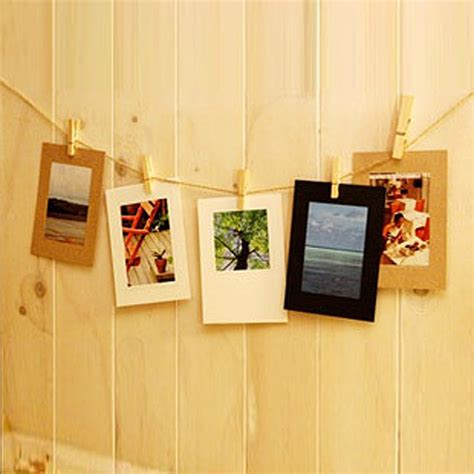 hanging picture aliexpress com buy fashion 6 inch hanging paper photo