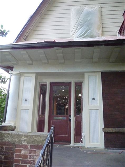Overhead Door Richmond Indiana by Repainting A Front Door Repainting The Front Door The