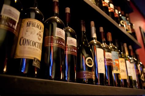 Wine Rack Bathurst And Bloor by Bathurst And Dupont Gets A Wine Bar