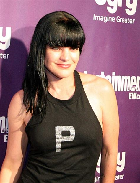 does pauley perrette have tattoos pauley