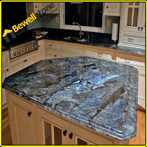 Labradorite Countertop by Wholesale Blue Granite Labradorite Blue River Granite Slab