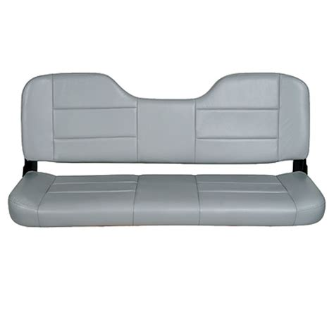 collapsible bench seat tempress 48in folding bench seat gray