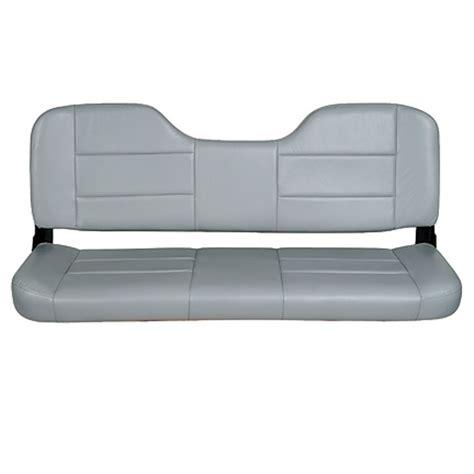 folding bench seat tempress 48in folding bench seat gray