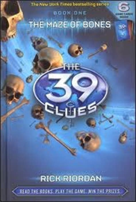 the maze of bones book report book report for 39 clues the 39 clues series books 1 10