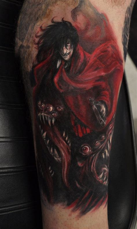 hellsing ink awesome place