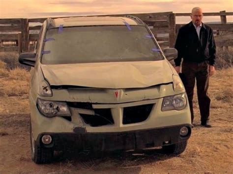 Walter White Auto by Breaking Bad Honors Pontiac Aztek As Worst Car Ever The