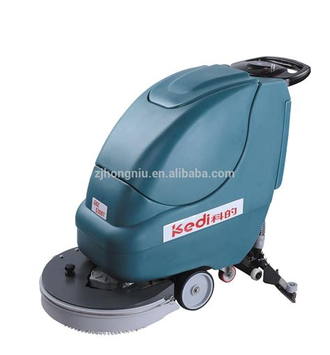 Floor Cleaner Machine by Wholesale Ce Dual Brush Cleaning Waxing Polishing Machine