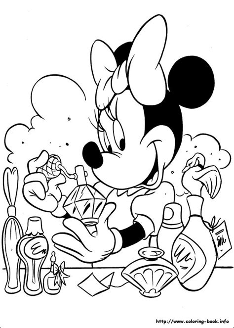 Minnie Mouse Bowtique Coloring Pages Minnie Mouse Coloring Minnie Mouse Bowtique Coloring Pages