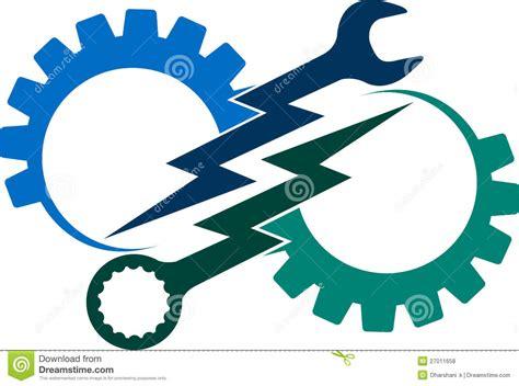 Good Christmas Tree Repair Service #5: Mechanical-engineer-logo-power-tool-logo-27011658.jpg