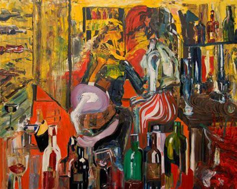 semi biographical definition semi figurative art dali bacon abstract picasso