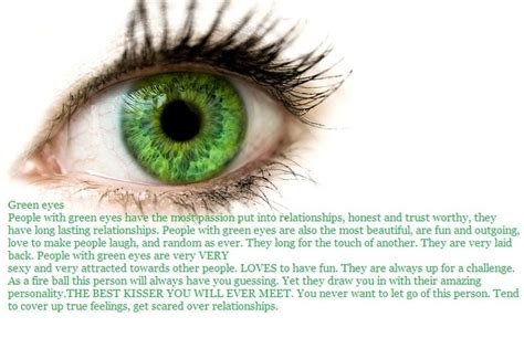 facts about green quotes about green eyes 73 quotes
