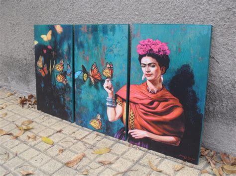 cuadros frida kahlo kahlo muebles y decoracion obtenga ideas dise 241 o de