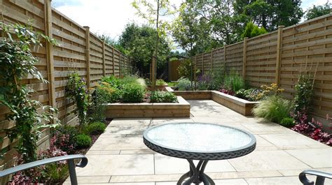 Contemporary garden design muswell hill n10