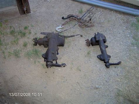 Power Steering & Disk Brakes 2wd 65 72   Ford Trucks.com