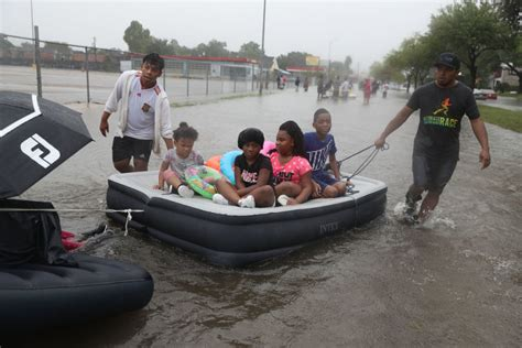 race and class are the issues around hurricane harvey and we need to start talking about