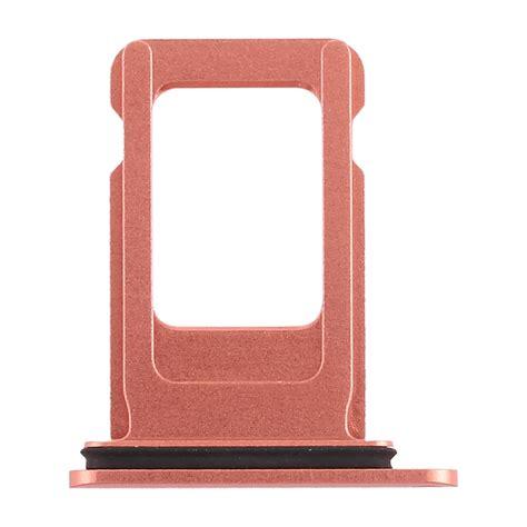 sim card tray for iphone xr single sim card gold alexnld