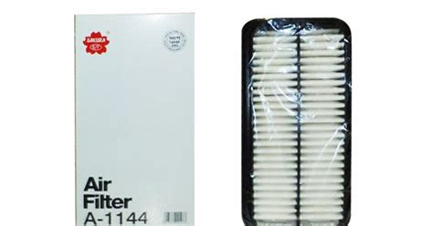 Lu Mobil Espas air filter filter udara toyota soluna paseo tercel