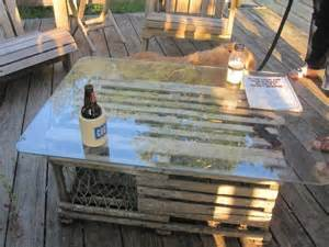 Lobster Pot Coffee Table Lobster Trap Outdoor Coffee Table Gardens