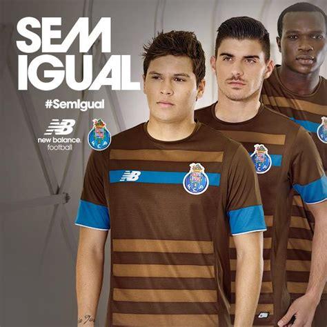quaresma porto shirt brown porto shirt 2015 16 new balance fc porto away kit