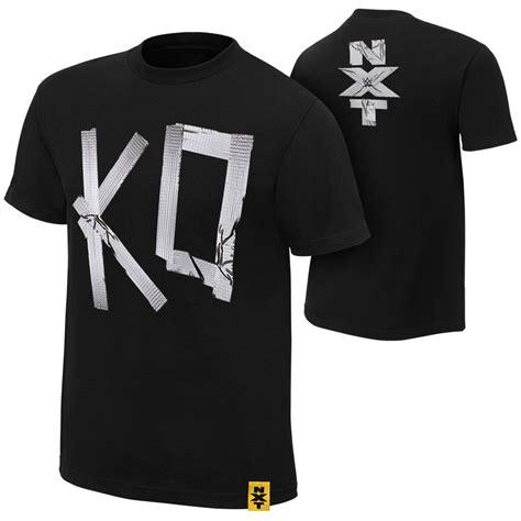 Ko T Shirt kevin owens quot ko quot authentic t shirt shop