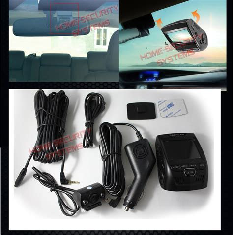 dual dash dual dash in car recorder 16gb b40 a118 v 2 dashcam
