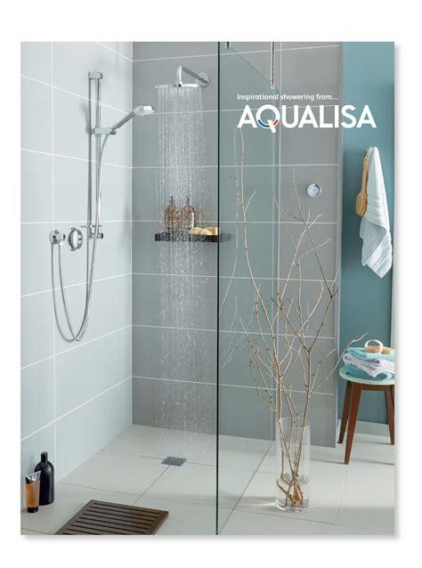 Aqualisa Showers by Aqualisa Unveils Stunning New Brochure