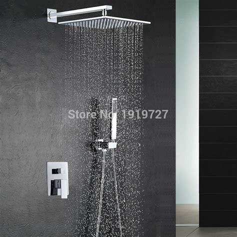 aliexpresscom buy 10 inch shower head luxury wall