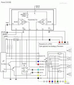 parrot ck3100 podłączenie kabel mute elektroda pl