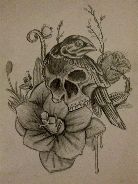 Iphonen 4 4s Skull Sugar Owl Wallpapers Casing Hardcase bird skull doodle by secretwoody on deviantart