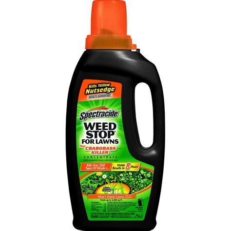 Killer For Garden by Spectracide Stop 32 Oz Concentrate Plus Crabgrass