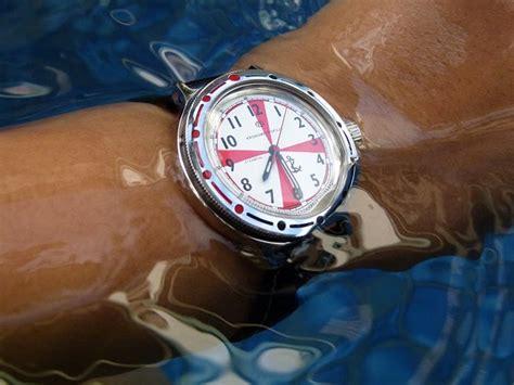 Masalah Jam Tangan Berembun jam tangan kuno vostok kronometrofilia in