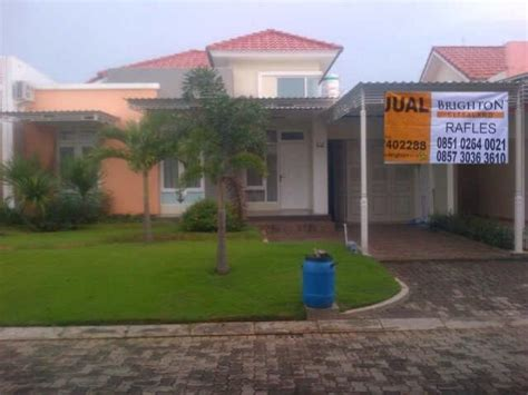 rumah dijual rumah minimalis  buolevard graha padma semarang