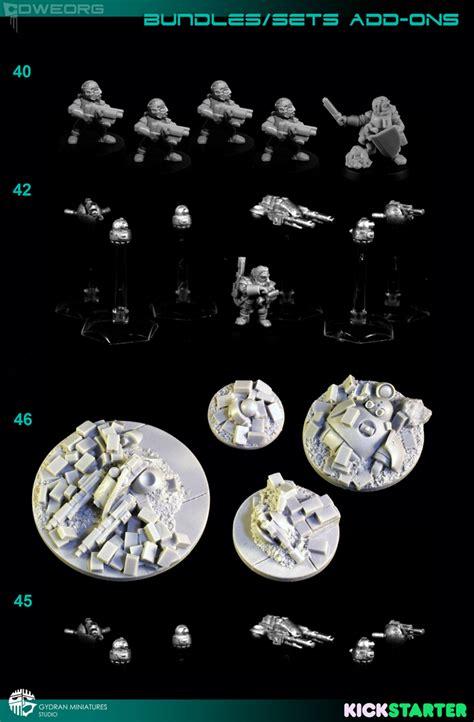 science fiction space dwarfs neuer kickstarter
