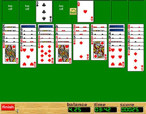 printable solitaire instructions how to play freecell with cards