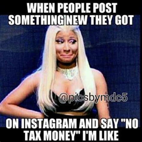 Nicki Minaj Meme - nicki minaj instagram memes