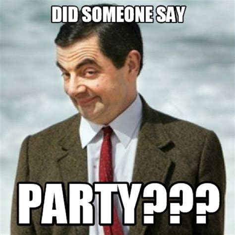 Party Meme - my 1st posh party tag your pff s for hp share from