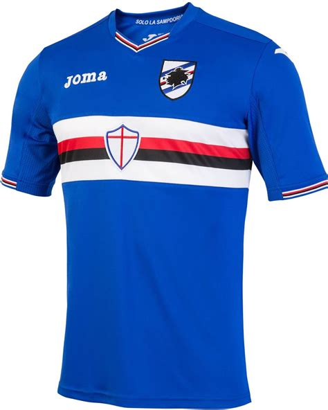 Shirts C 14 16 17 by Sdoria 16 17 Home Away And Third Kits Released Footy