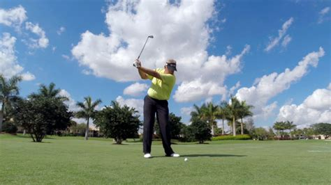 colin montgomerie golf swing colin montgomerie using the swing360 golf channel