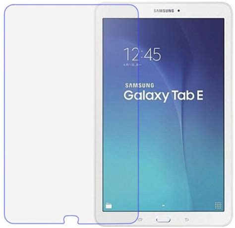 Tempered Glass Samsung Tab A 80 Incht350newscreen Protectorkaca tempered glass screen protector for galaxy tab e sm t561 tablet 9 6 inch price review and
