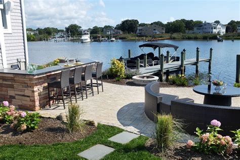 Small Space Kitchens Ideas waterfront landscaping planning and design