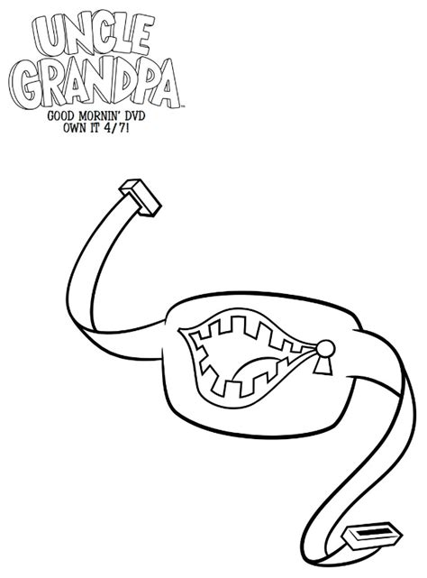 printable coloring pages uncle grandpa uncle grandpa coloring pages download and print for free