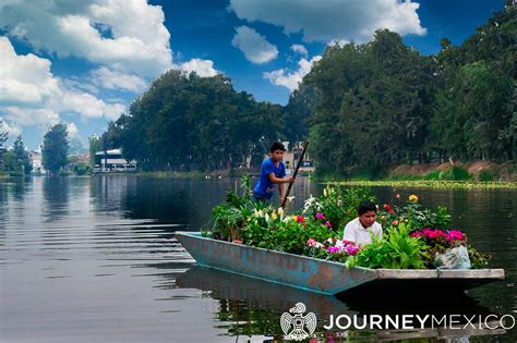 The Floating Gardens Of Xochimilco by The Floating Gardens Of Xochimilco Journey Mexico