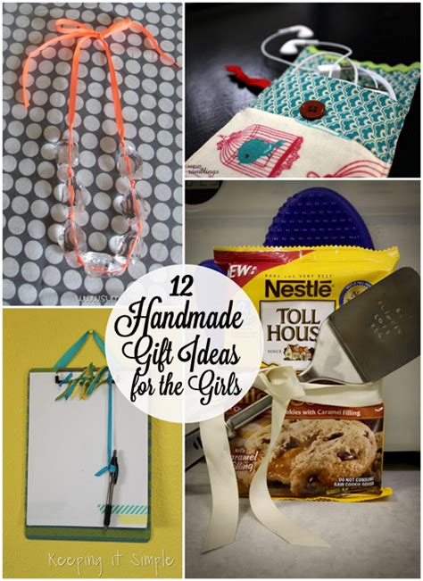 Handmade Gifts For Girlfriends - 12 handmade gifts for girlfriends block 10